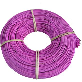 rattan core light purple 2mm coil 0,25kg 5002017-10