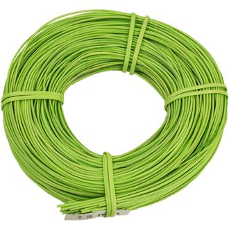 rattan core light green 1,5mm coil 0,10kg 5001520-15