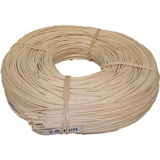 rattan core 2mm AA coil 0,5kg