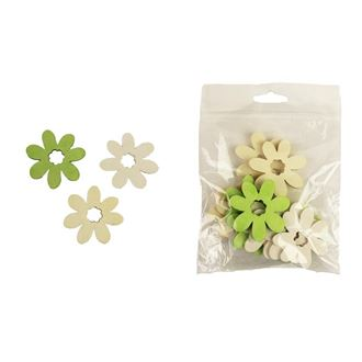 Decorative flowers 12pcs D2977