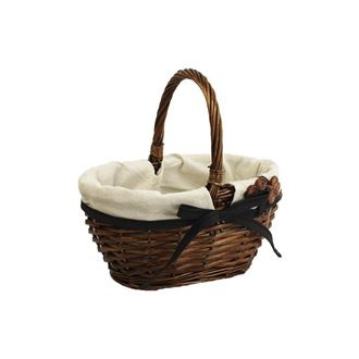 Basket brown, small P1364/M