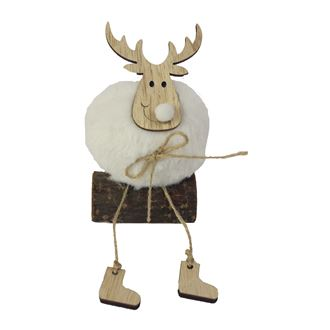 Decorative reindeer D2241