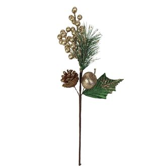 Decorative branch X3024