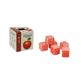 Scented wax red apple MRE-8316