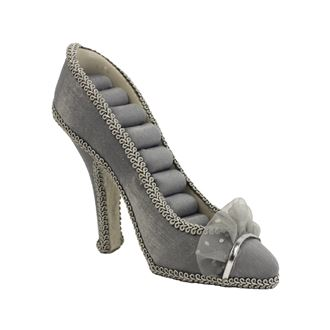 Jewelry shoe grey X1612/S