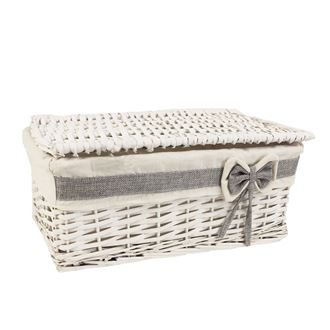 Basket with lid small P0863/M