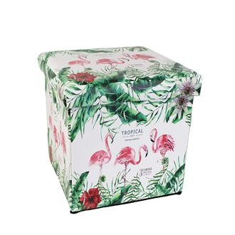 Pouffe Tropical X1904