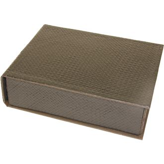 Box with compartments 25x34x10cm 371146