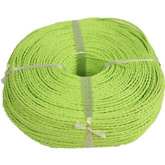 Paper string l.green 2,5-3mm coil 0,50kg 5327000-15