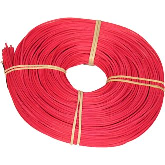 rattan core red 2mm coil 0,25kg 5002017-08