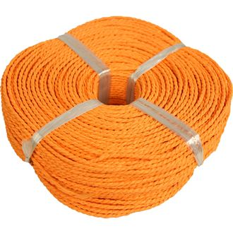 Paper string l.orange 2,5-3mm coil 0,50kg 5327000-04
