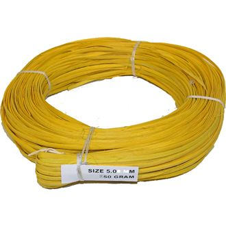 rattan core flat-oval 5/6mm coil 0,25kg 50S0517-02