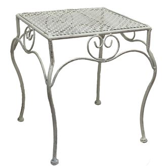 Metal table large K0156/V