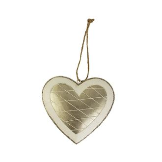 Metal heart small
