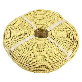 Paper string l.yellow 2,5-3mm coil 0,50kg 5327000-02