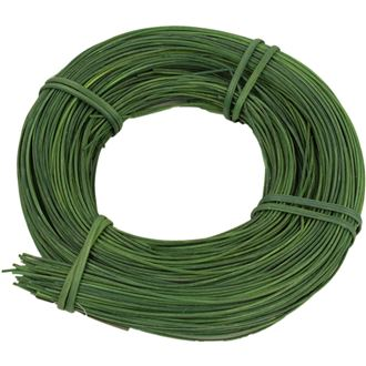 rattan core dark green 1,5mm coil 0,10kg 5001520-16