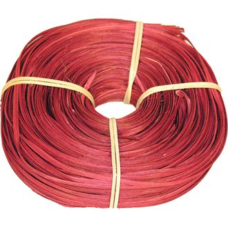 rattan core flat-oval bordeaux 5/6mm coil 0,25kg 50S0517-09