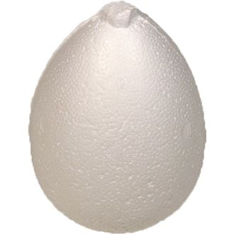 styrofoam egg 100mm 0011