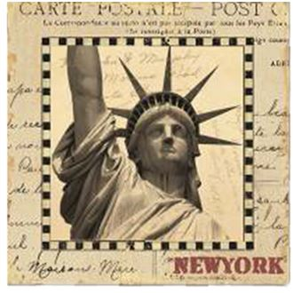 Picture 25x25 - Statue of Liberty, 355058