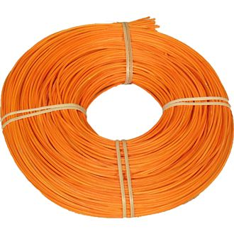 rattan core orange 2mm coil 0,25kg 5002017-04