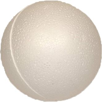 styrofoam ball 120mm 0019